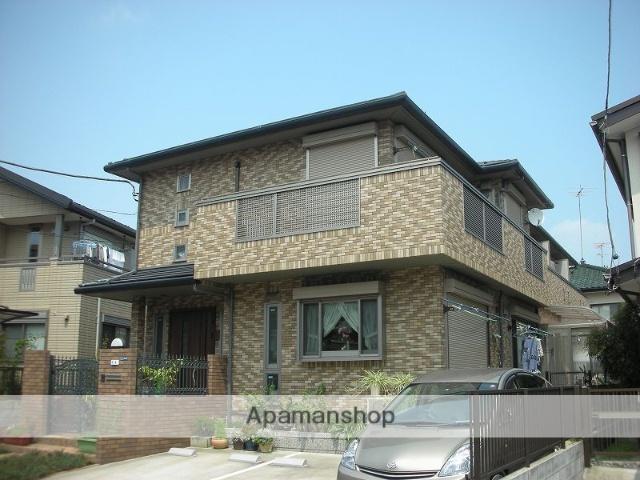神奈川県川崎市宮前区、鷺沼駅徒歩17分の築11年 2階建の賃貸アパート