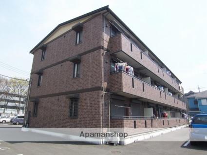 神奈川県横浜市青葉区、市が尾駅徒歩27分の築12年 3階建の賃貸アパート