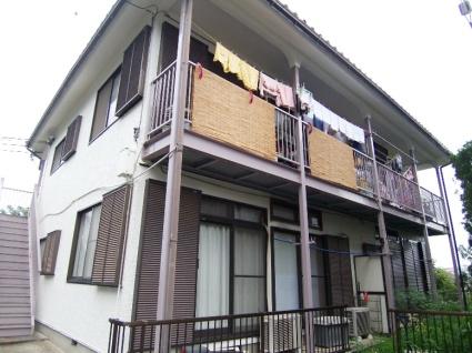 神奈川県横浜市青葉区、たまプラーザ駅徒歩17分の築33年 2階建の賃貸アパート