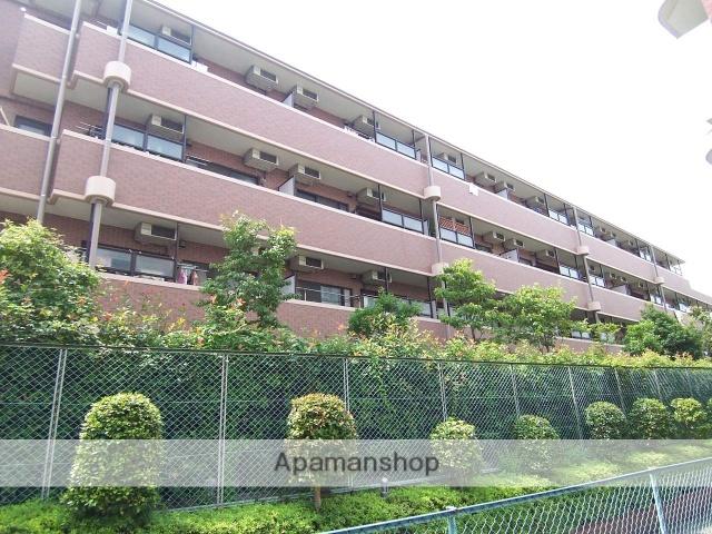 神奈川県川崎市宮前区、宮崎台駅徒歩15分の築14年 4階建の賃貸マンション