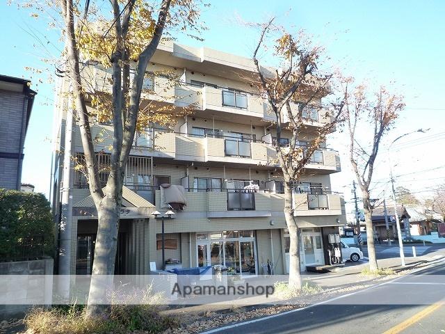 神奈川県横浜市青葉区、藤が丘駅徒歩20分の築26年 4階建の賃貸マンション