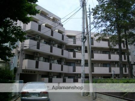 神奈川県横浜市青葉区、江田駅徒歩19分の築29年 5階建の賃貸マンション