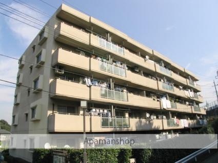 神奈川県横浜市旭区、二俣川駅バスバス16分左近山第3下車後徒歩5分の築23年 5階建の賃貸マンション