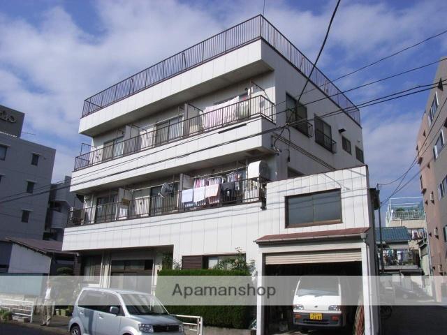 神奈川県横浜市鶴見区、鶴見駅徒歩18分の築34年 3階建の賃貸マンション