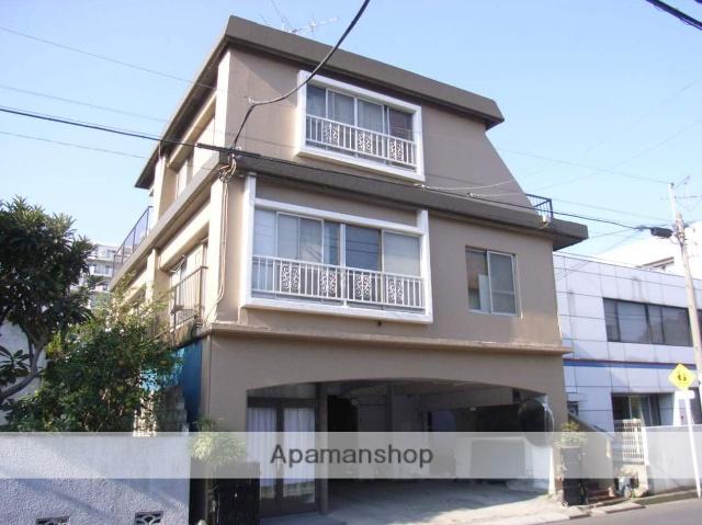 神奈川県横浜市鶴見区、尻手駅徒歩25分の築37年 3階建の賃貸マンション
