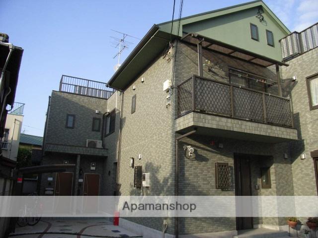 神奈川県横浜市鶴見区、国道駅徒歩13分の築10年 2階建の賃貸マンション