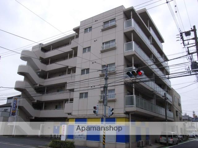 神奈川県横浜市鶴見区、弁天橋駅徒歩15分の築27年 6階建の賃貸マンション