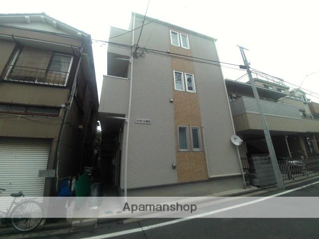 神奈川県横浜市鶴見区、弁天橋駅徒歩14分の築4年 3階建の賃貸アパート