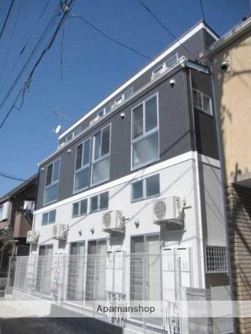 神奈川県横浜市鶴見区、鶴見駅徒歩18分の築2年 2階建の賃貸アパート