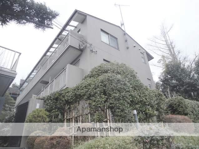 神奈川県横浜市神奈川区、大口駅徒歩11分の築21年 3階建の賃貸マンション