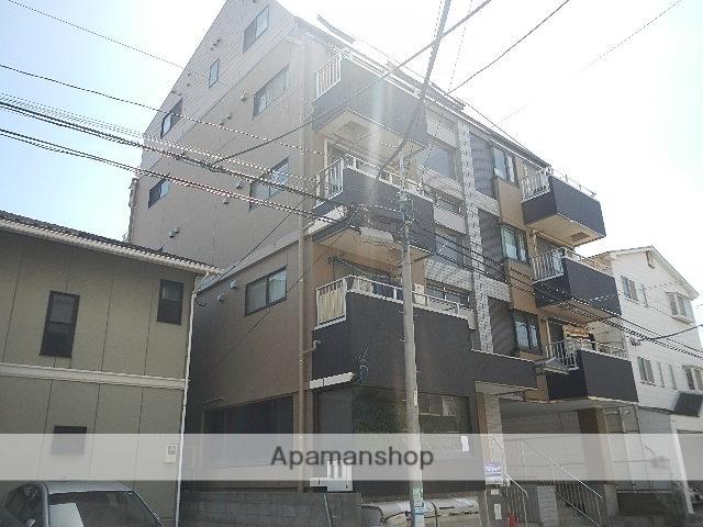 神奈川県横浜市鶴見区、鶴見駅徒歩15分の築30年 5階建の賃貸マンション