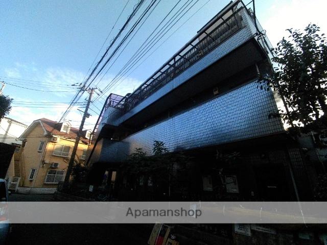 神奈川県横浜市鶴見区、鶴見駅徒歩25分の築27年 3階建の賃貸マンション