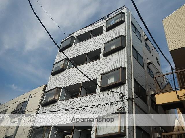 神奈川県横浜市鶴見区、浅野駅徒歩7分の築28年 5階建の賃貸マンション