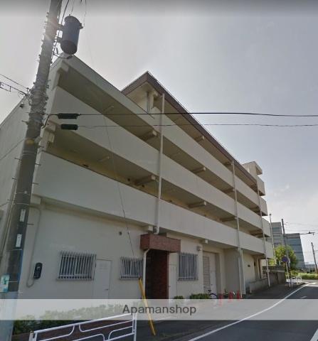 神奈川県横浜市鶴見区、八丁畷駅徒歩16分の築38年 4階建の賃貸マンション