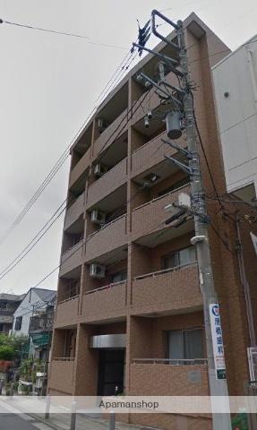 神奈川県横浜市神奈川区、東神奈川駅徒歩5分の築13年 5階建の賃貸マンション