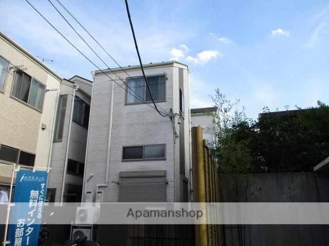 神奈川県横浜市鶴見区、鶴見駅徒歩8分の築7年 2階建の賃貸アパート