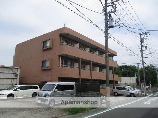 神奈川県横浜市鶴見区、弁天橋駅徒歩9分の築6年 3階建の賃貸マンション