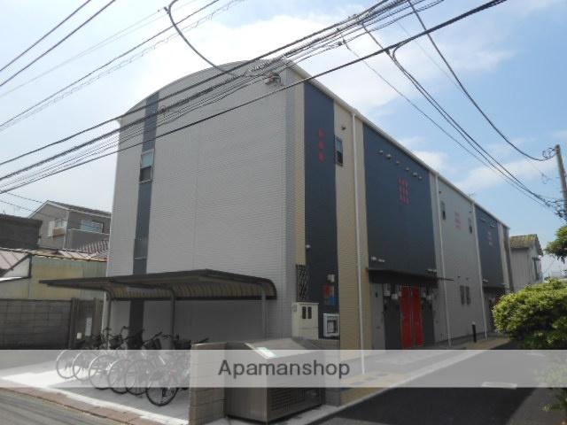 神奈川県横浜市鶴見区、鶴見小野駅徒歩4分の築3年 2階建の賃貸アパート