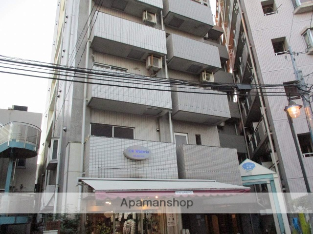 神奈川県横浜市鶴見区、八丁畷駅徒歩11分の築26年 11階建の賃貸マンション