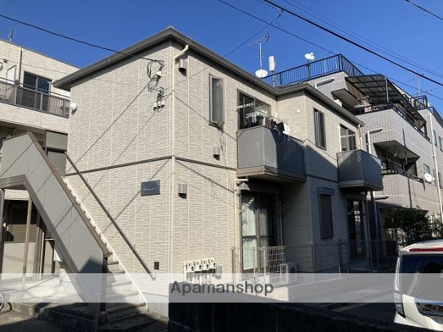神奈川県川崎市川崎区、川崎新町駅徒歩13分の築5年 2階建の賃貸アパート