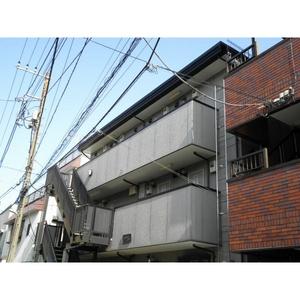 神奈川県横浜市鶴見区、国道駅徒歩15分の築15年 3階建の賃貸マンション