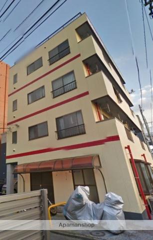 神奈川県横浜市鶴見区、新子安駅徒歩15分の築27年 3階建の賃貸マンション