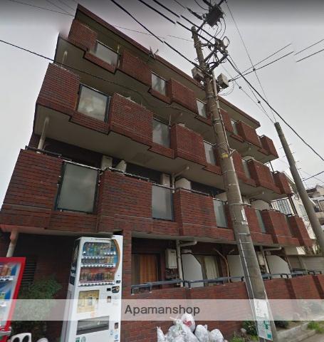 神奈川県横浜市鶴見区、八丁畷駅徒歩11分の築29年 4階建の賃貸マンション