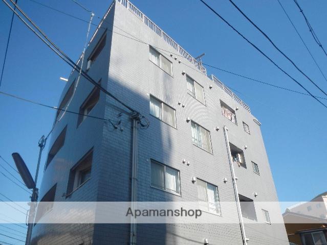 神奈川県横浜市鶴見区、国道駅徒歩3分の築23年 5階建の賃貸マンション