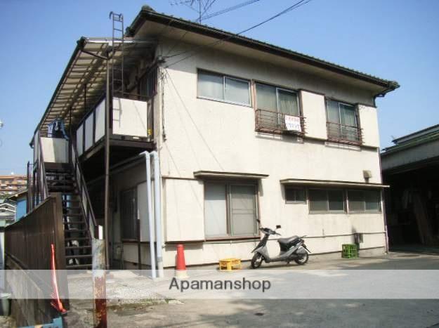 神奈川県横浜市神奈川区、大口駅徒歩16分の築43年 2階建の賃貸アパート