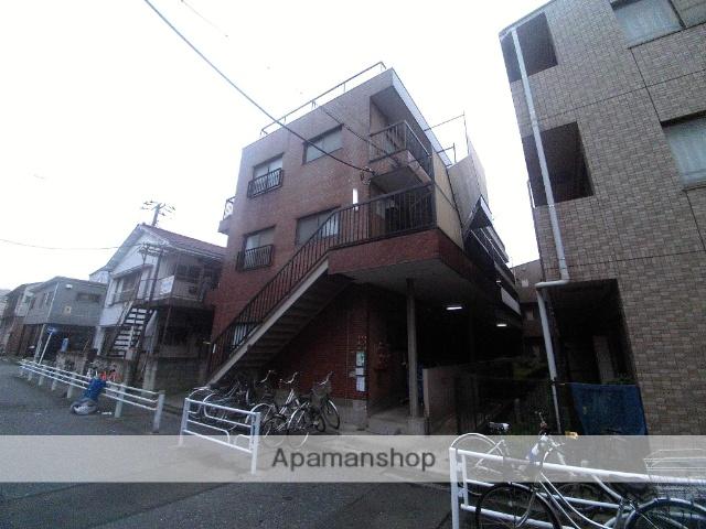 神奈川県横浜市鶴見区、鶴見小野駅徒歩5分の築40年 3階建の賃貸マンション