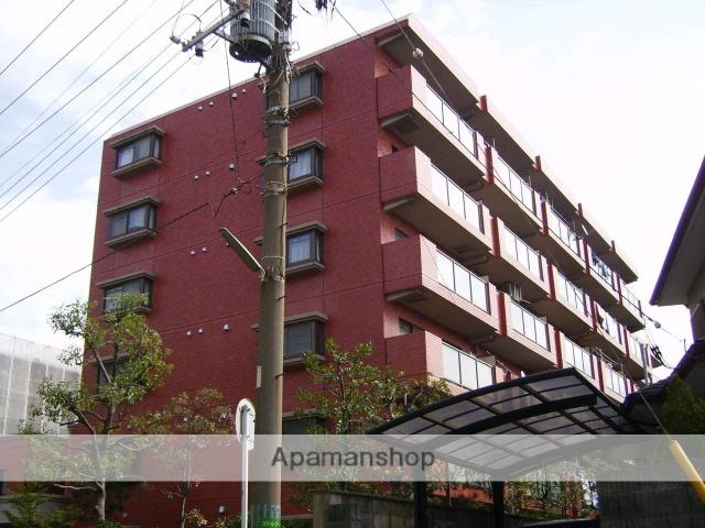 神奈川県横浜市鶴見区、弁天橋駅徒歩17分の築21年 6階建の賃貸マンション
