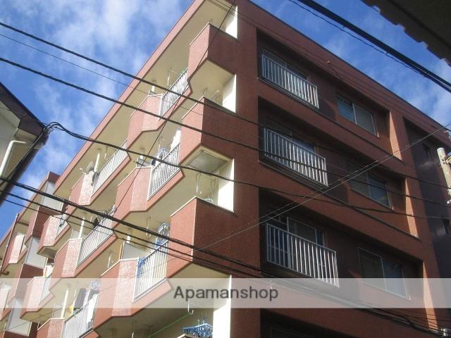神奈川県横浜市鶴見区、弁天橋駅徒歩15分の築37年 5階建の賃貸マンション
