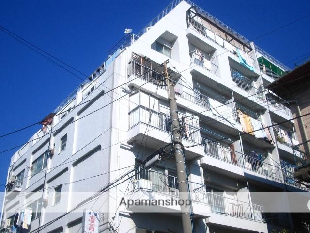 神奈川県横浜市鶴見区、国道駅徒歩11分の築46年 7階建の賃貸マンション