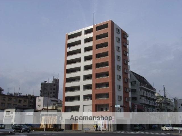神奈川県横浜市鶴見区、八丁畷駅徒歩11分の築10年 10階建の賃貸マンション