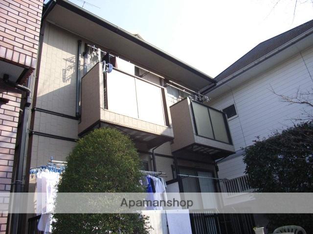 神奈川県横浜市鶴見区、鶴見駅徒歩20分の築17年 2階建の賃貸アパート