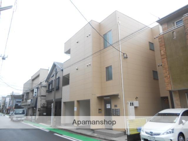 神奈川県川崎市川崎区、川崎新町駅徒歩16分の築1年 3階建の賃貸アパート