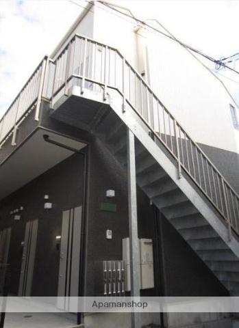 神奈川県横浜市鶴見区、弁天橋駅徒歩7分の築1年 2階建の賃貸アパート