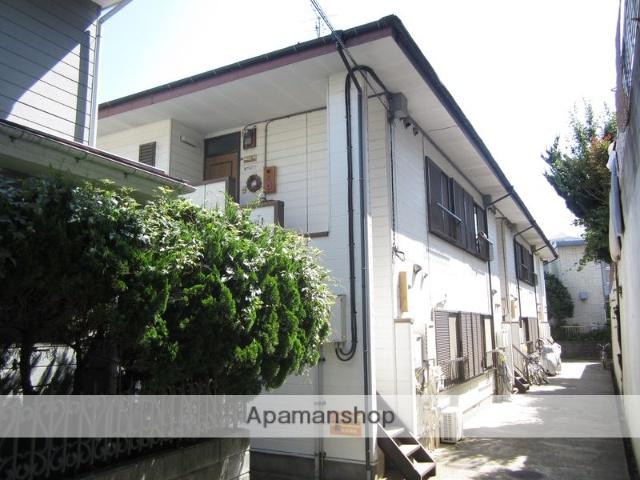 神奈川県横浜市鶴見区、鶴見駅徒歩40分の築26年 2階建の賃貸アパート