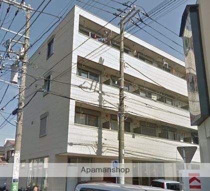 神奈川県横浜市神奈川区、大口駅徒歩6分の築1年 4階建の賃貸マンション