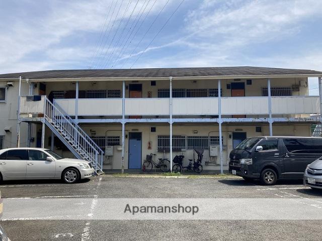 神奈川県横浜市鶴見区、尻手駅徒歩33分の築37年 2階建の賃貸アパート