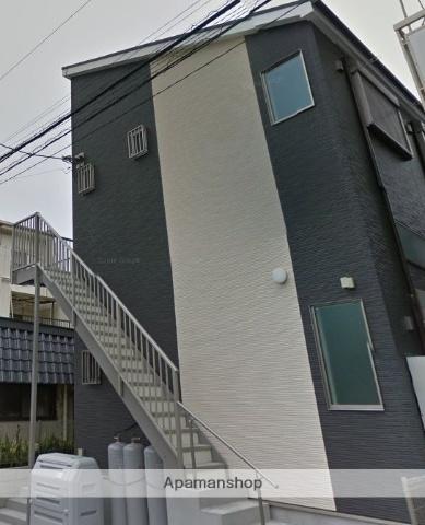 神奈川県横浜市鶴見区、尻手駅徒歩14分の新築 2階建の賃貸アパート