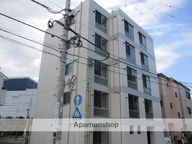 神奈川県横浜市鶴見区、尻手駅徒歩17分の新築 5階建の賃貸マンション