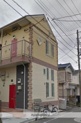 神奈川県横浜市鶴見区、鶴見小野駅徒歩14分の築2年 2階建の賃貸アパート