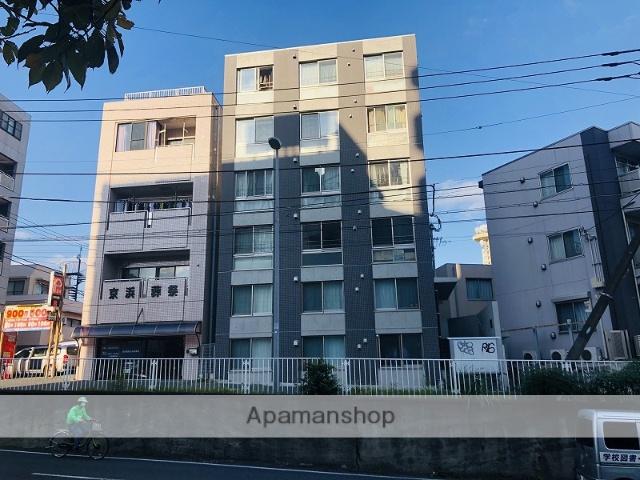 神奈川県横浜市鶴見区、鶴見駅徒歩6分の新築 5階建の賃貸マンション