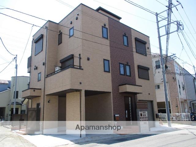 神奈川県横浜市鶴見区、鶴見駅徒歩17分の新築 2階建の賃貸アパート