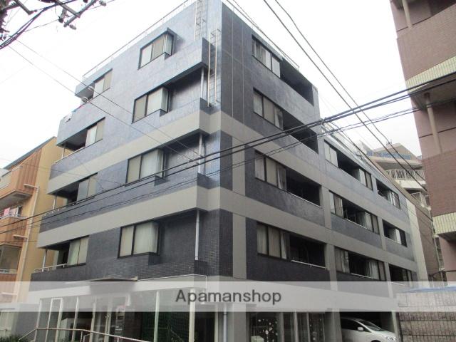 神奈川県川崎市幸区、川崎駅徒歩12分の築25年 5階建の賃貸マンション