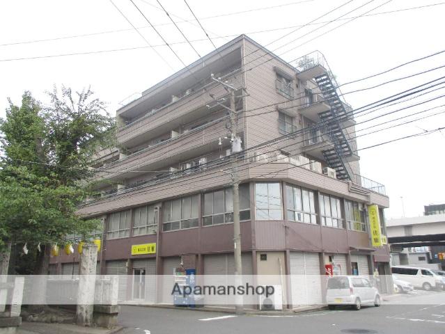 神奈川県横浜市神奈川区、横浜駅徒歩25分の築51年 6階建の賃貸マンション