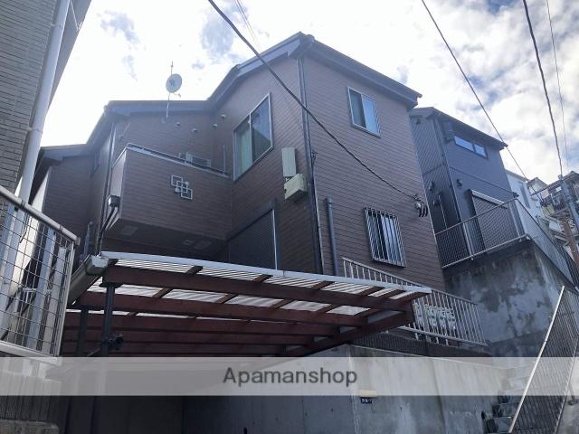 神奈川県横浜市鶴見区、鶴見駅徒歩18分の新築 2階建の賃貸アパート