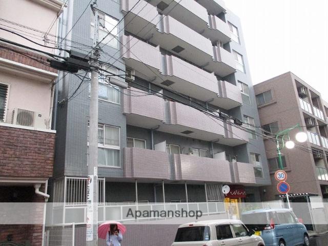 神奈川県川崎市川崎区、小田栄駅徒歩13分の築23年 6階建の賃貸マンション