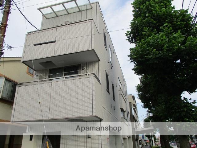 神奈川県横浜市鶴見区、鶴見駅徒歩25分の新築 3階建の賃貸マンション
